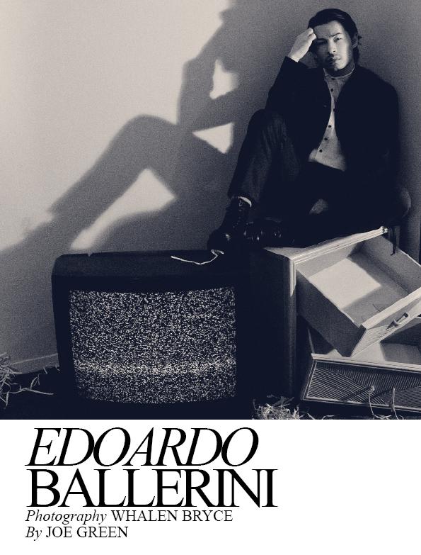 EdoardoBallerini Interview