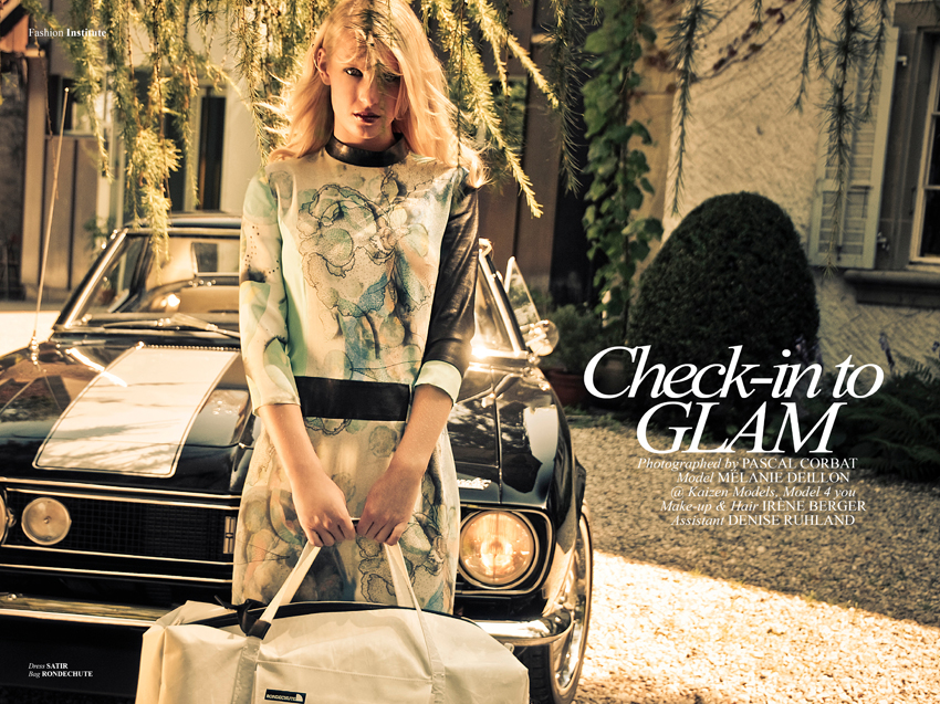 Check-in to GLAM