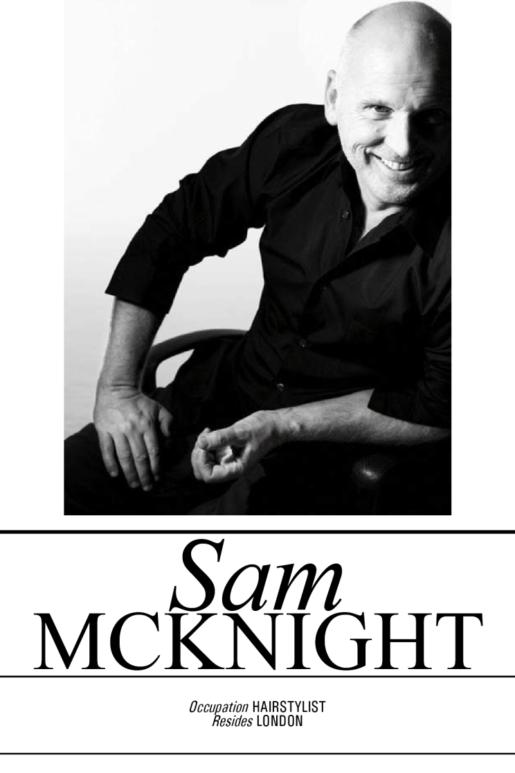 Sam McKnight