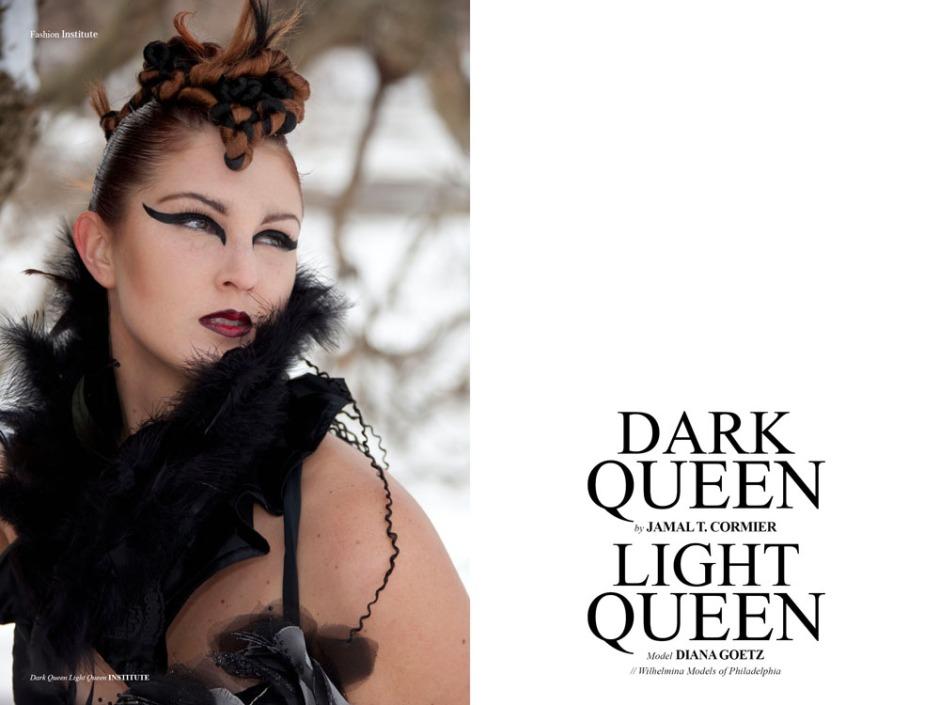 Dark Queen Light Queen