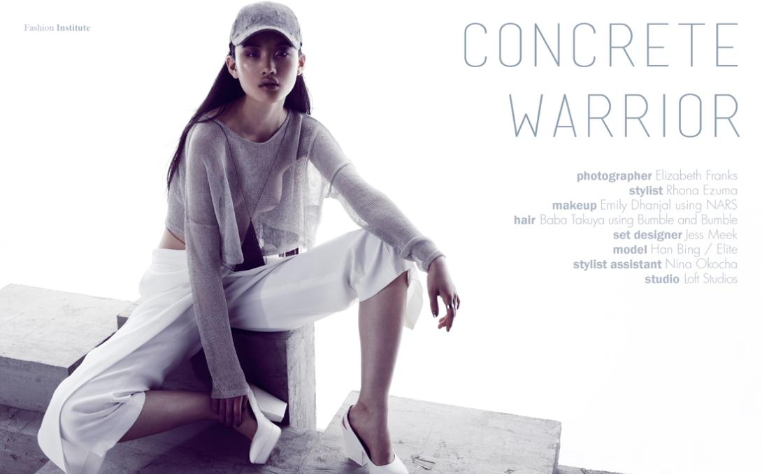 Concrete Warrior