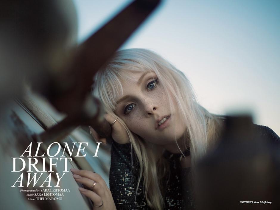 Alone I Drift Away