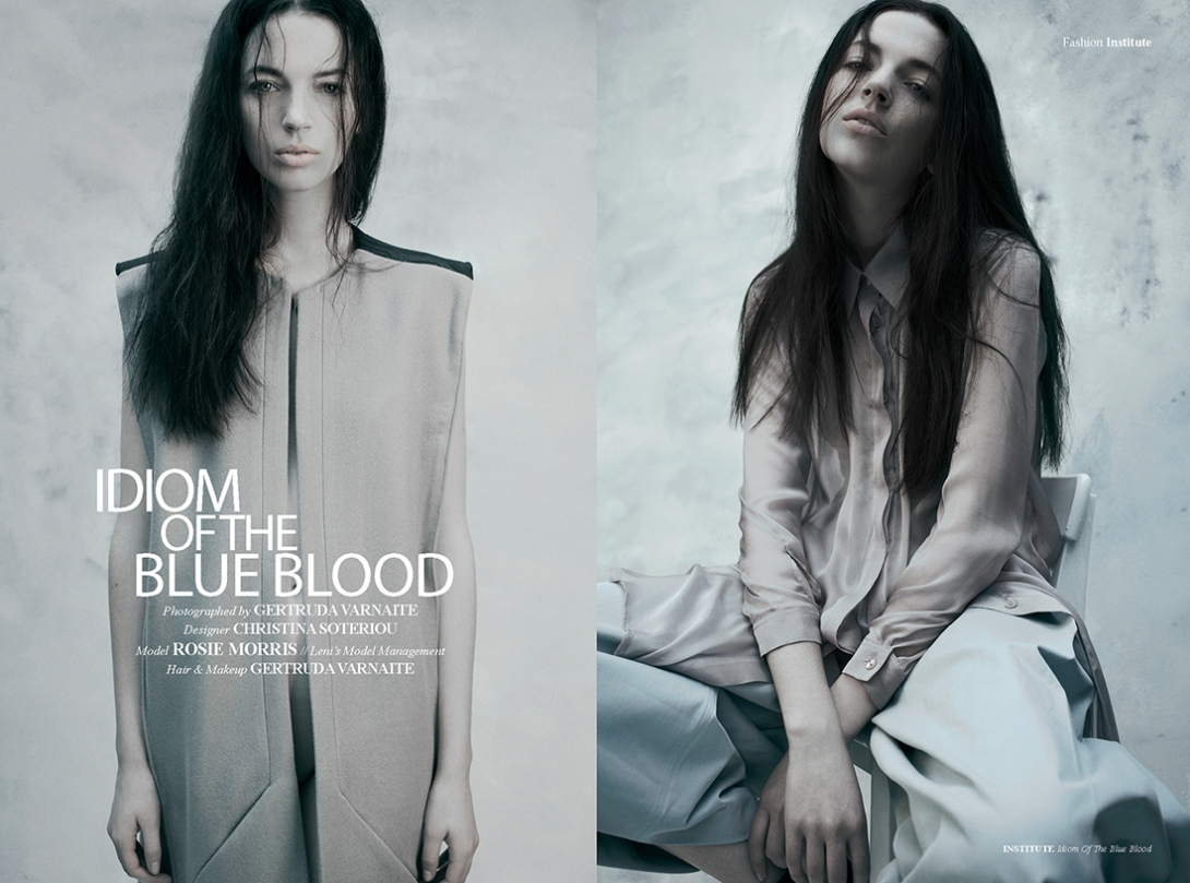 Idiom Of The Blue Blood