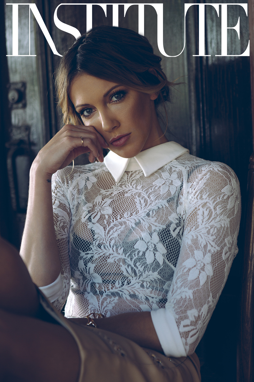 Katie Cassidy Cover 1