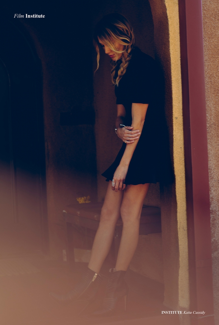Katie Cassidy Single
