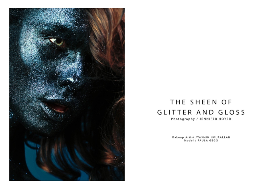 The Sheen of Glitter and Gloss