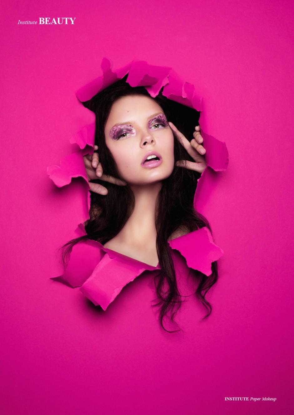 Paper Makeup 11