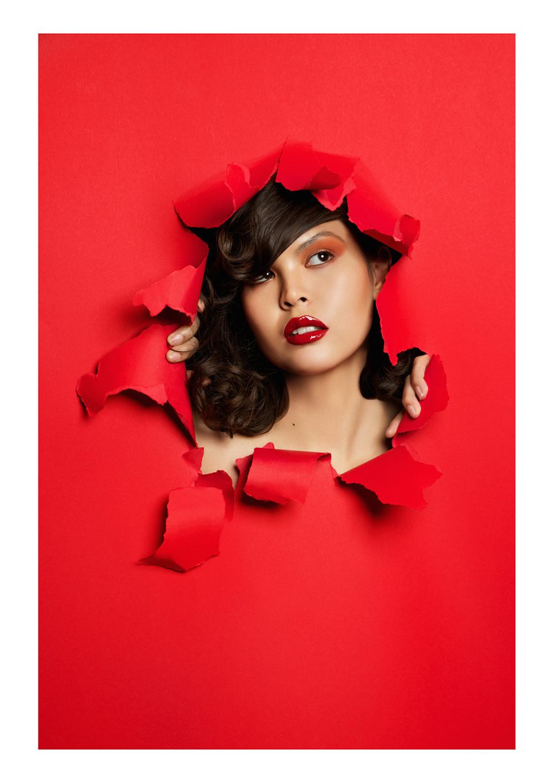 Paper Makeup 15