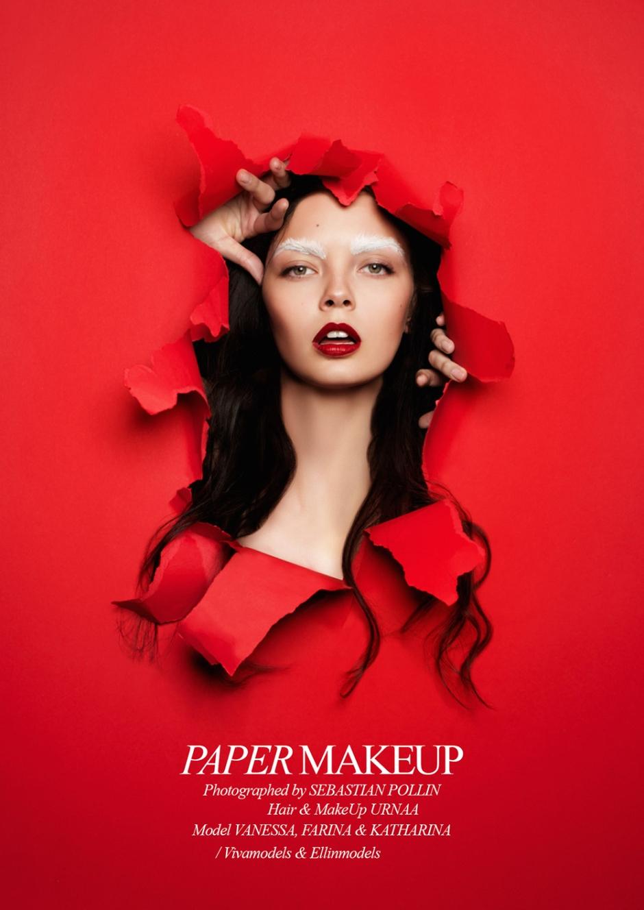 Paper Makeup