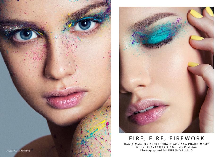 Fire, Fire, Firework