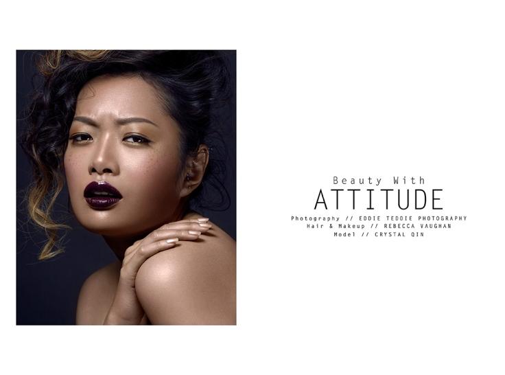 Beauty With Attitude