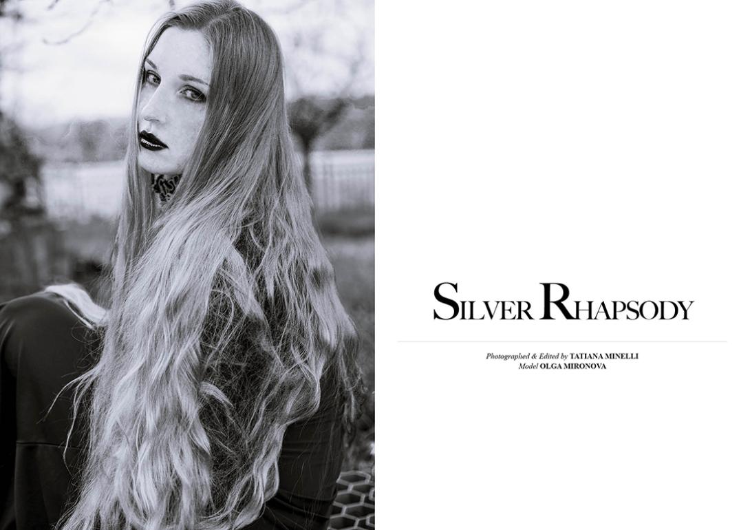 Silver Rhapsody
