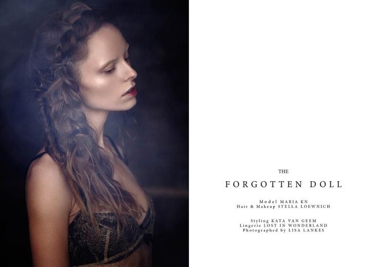 The Forgotten Doll