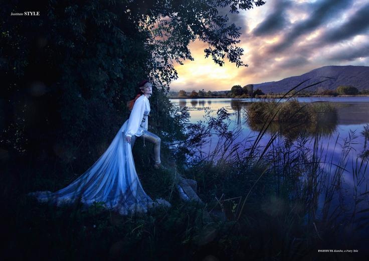 Kumiho, a Fairy Tale2