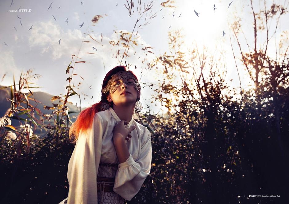 Kumiho, a Fairy Tale3