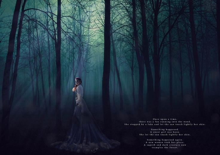 Kumiho, a Fairy Tale8