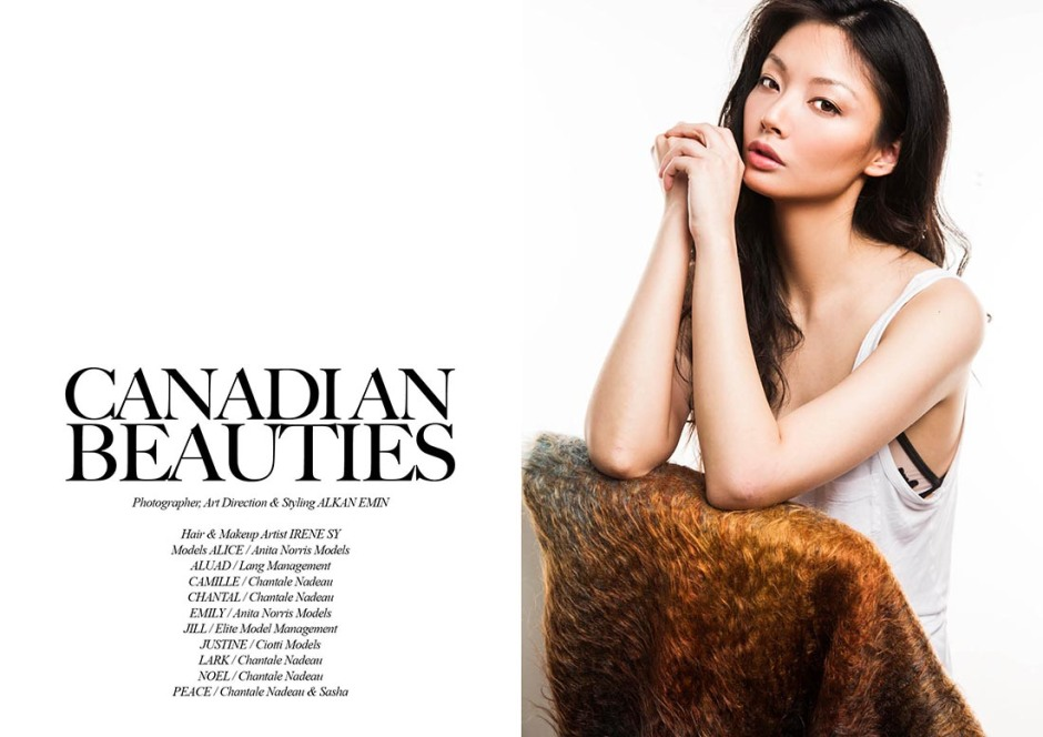 Canadian Beauties