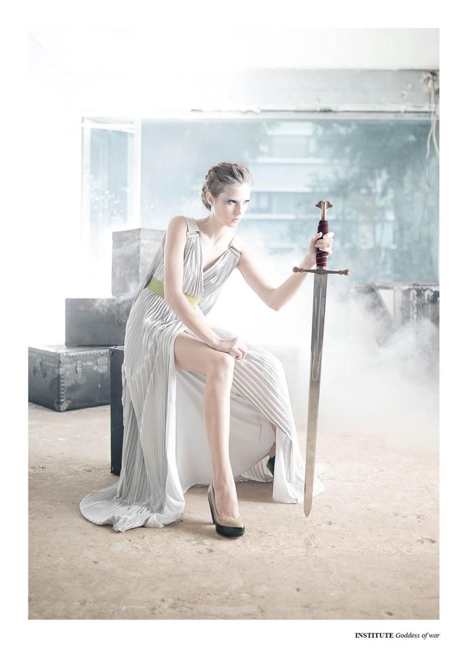Goddess of War8