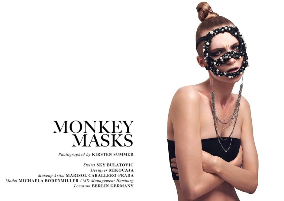 Monkey Masks