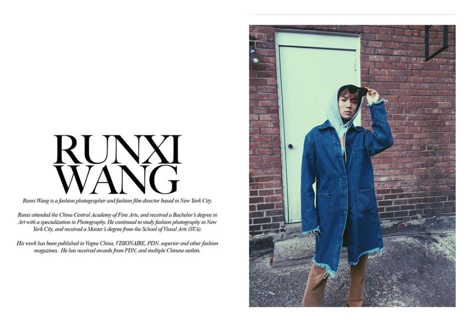 Runxi Wang