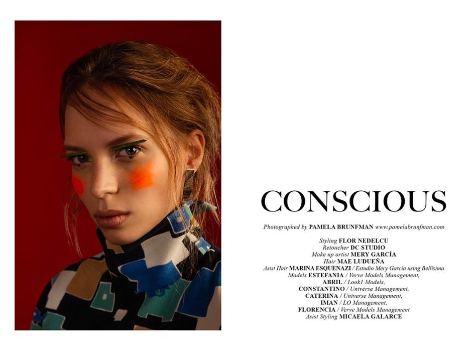 Conscious