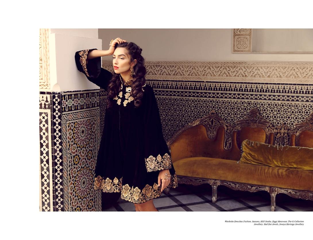 A Moroccan Affair 13