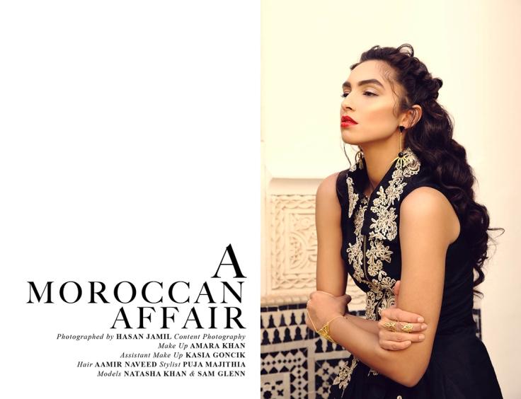 A Moroccan Affair