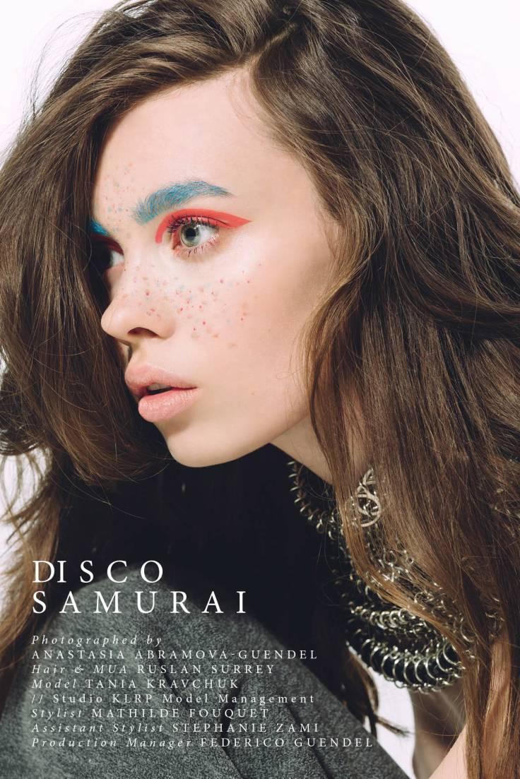 Disco Samurai