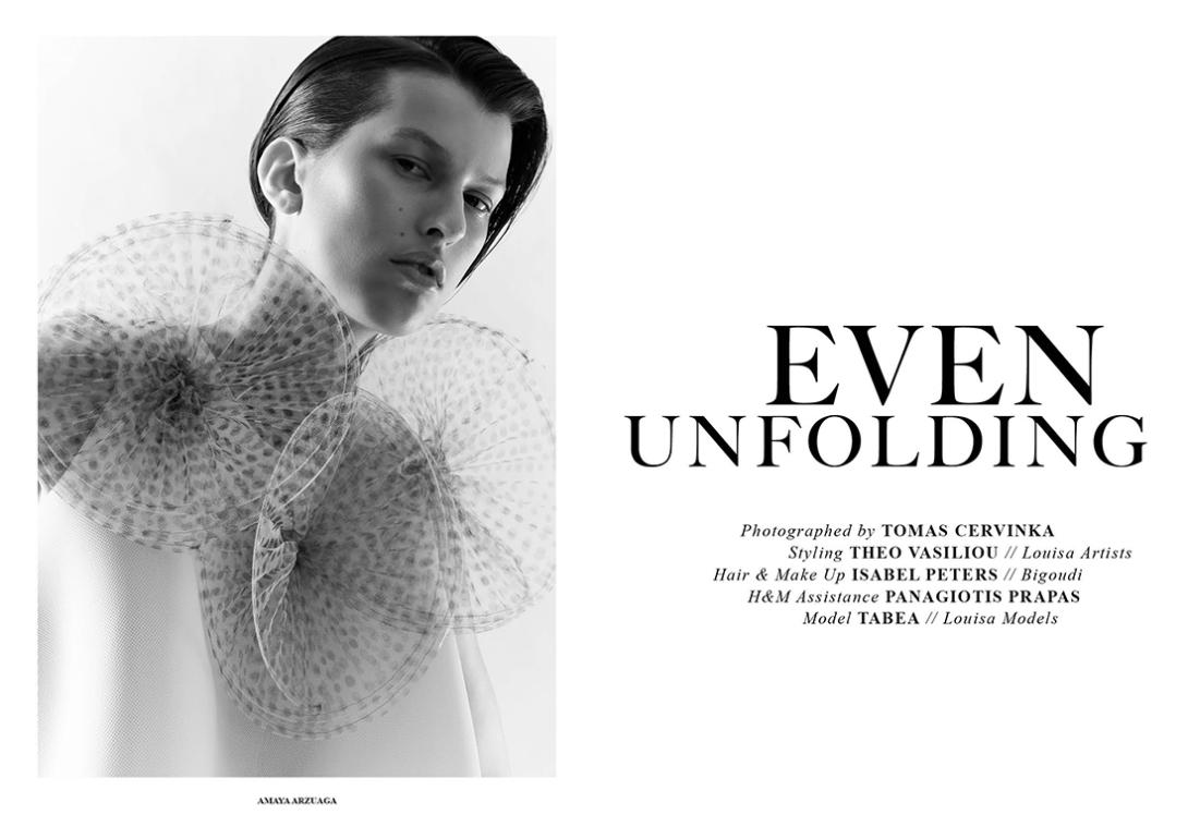 Even Unfolding