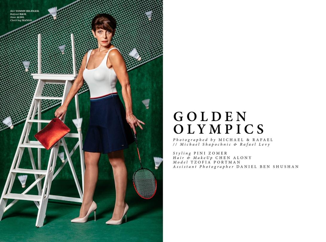 Golden Olympics