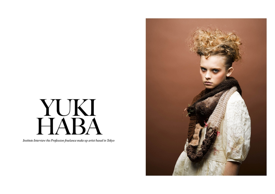 Yuki Haba Interview