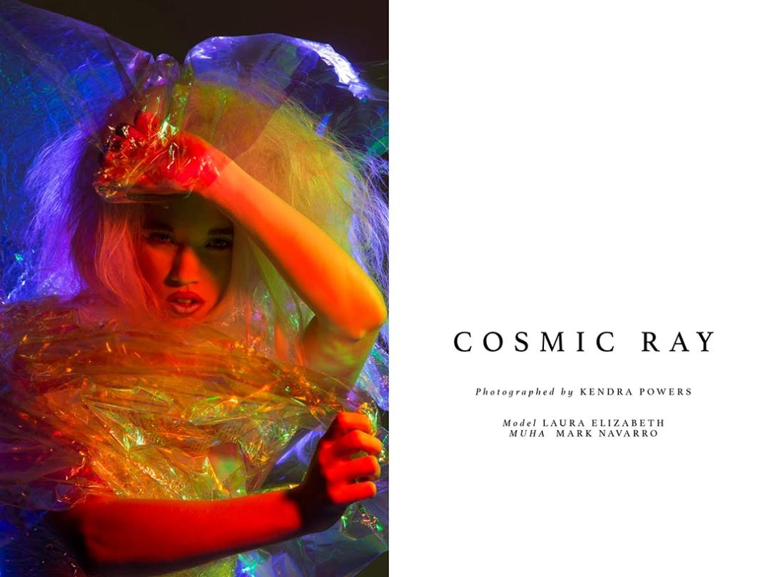 cosmic-ray