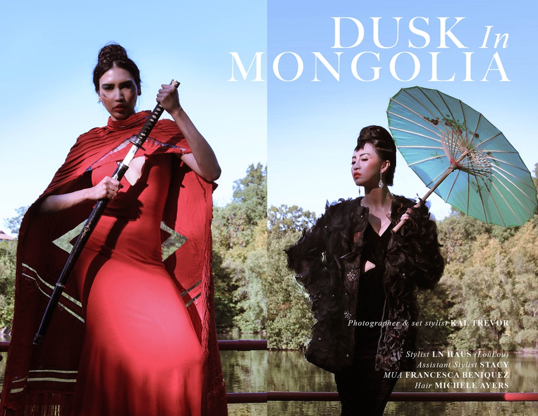 dusk-in-mongolia