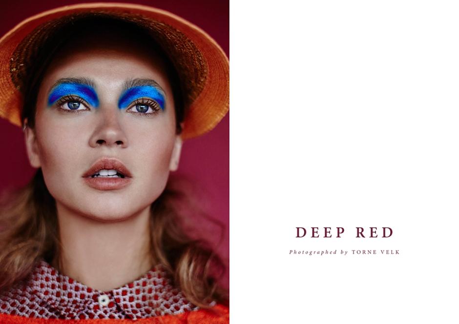 deep-red