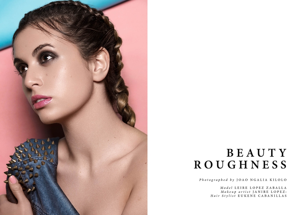 beauty-roughness