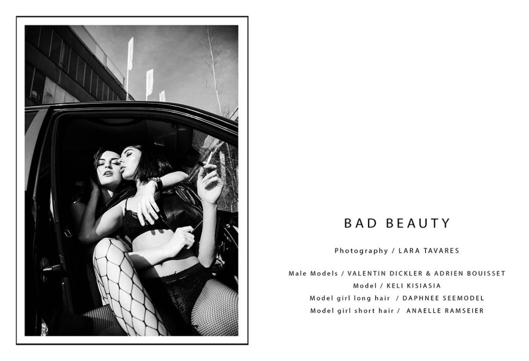 Bad Beauty