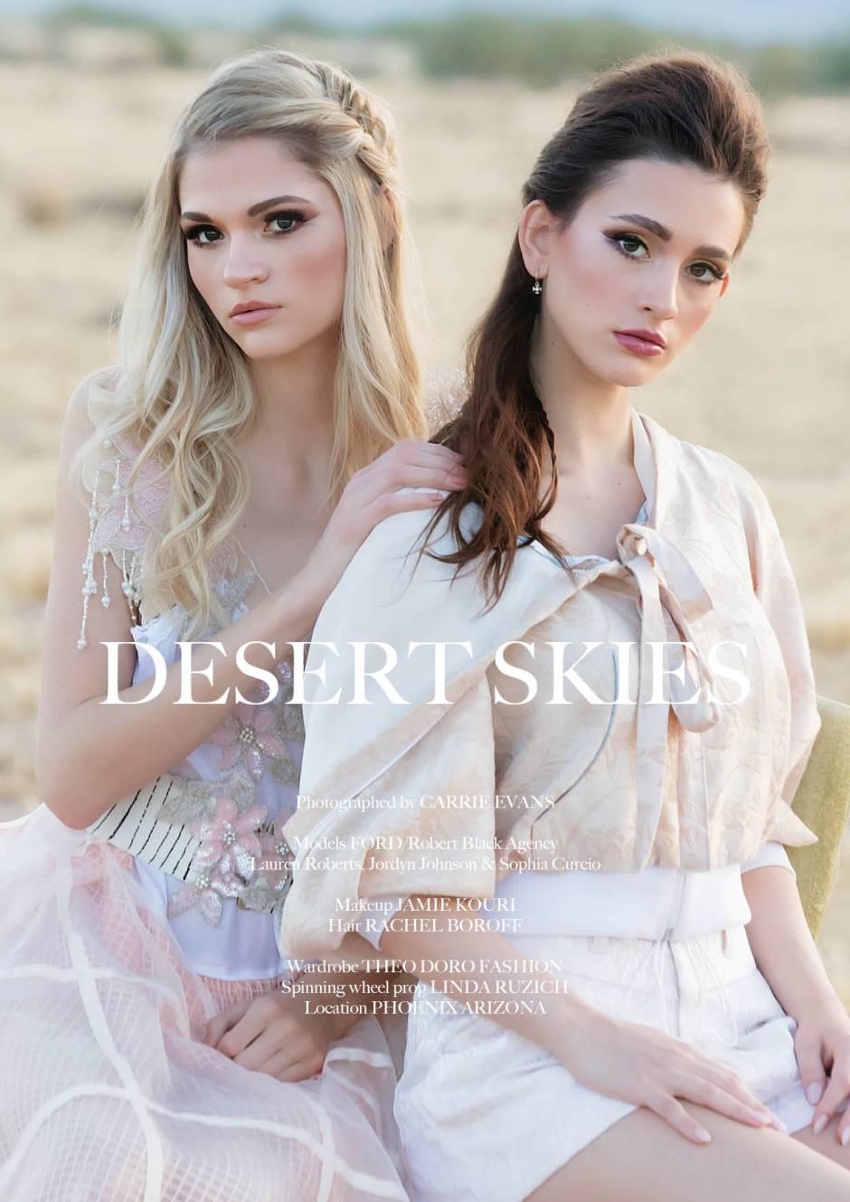 Desert Skies single