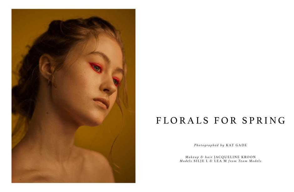 Florals for Spring