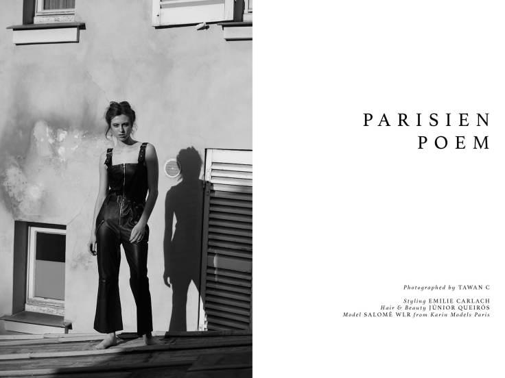 Parisien Poem