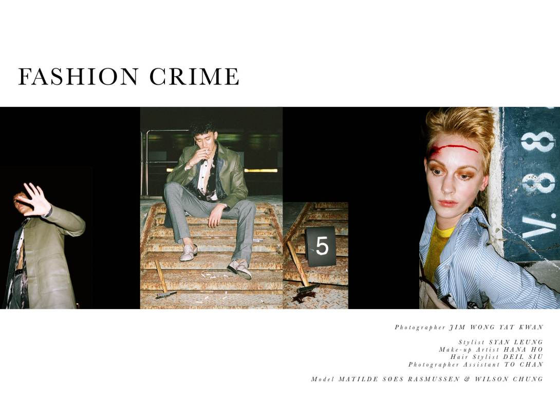 Fashion Crime