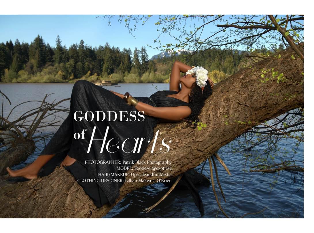 Goddess Of Hearts
