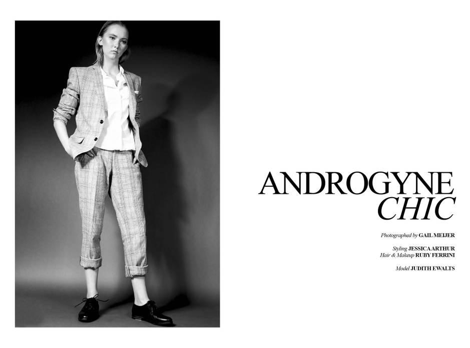 Androgyne Chic