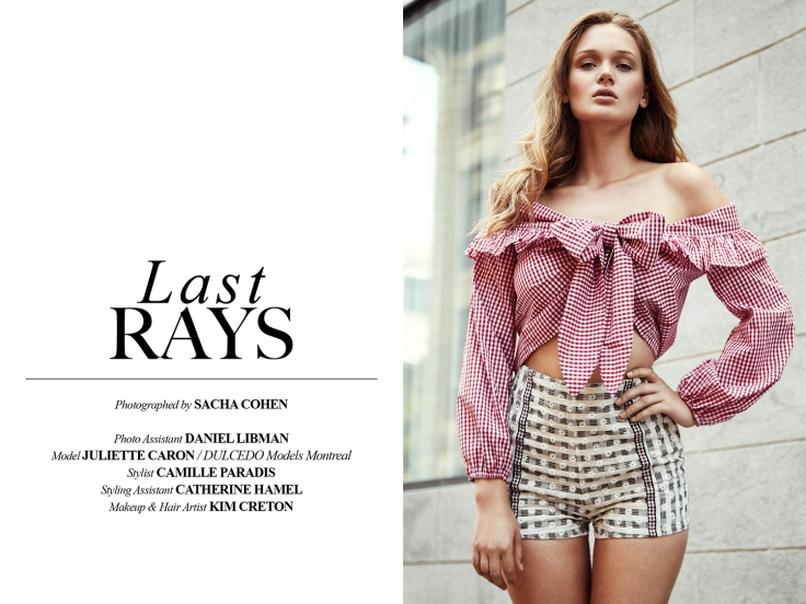 Last Rays