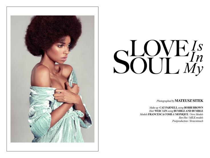 Love Is In My Soul