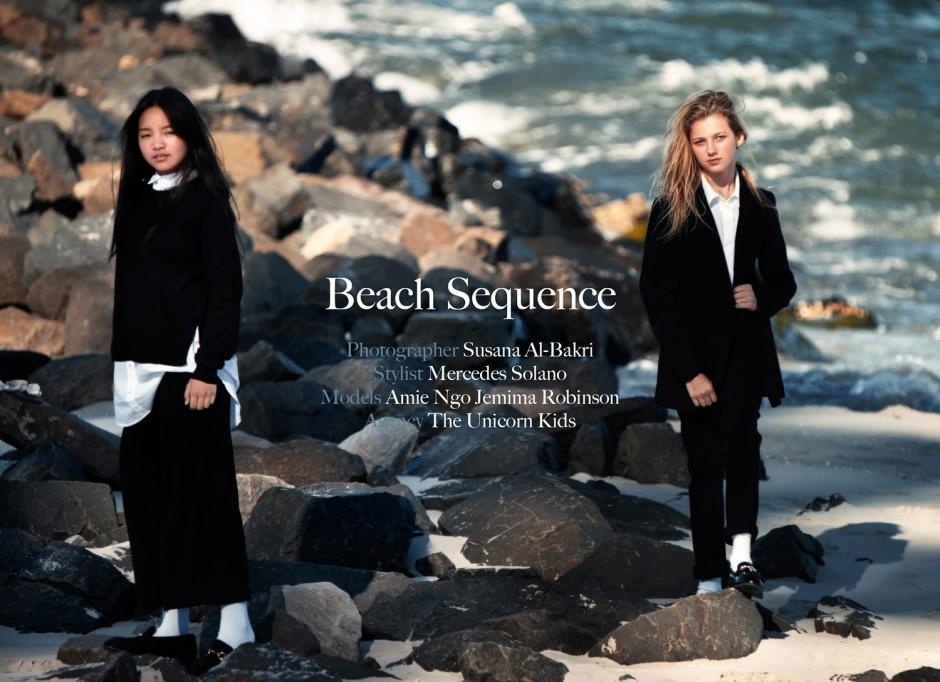 Beach Sequence
