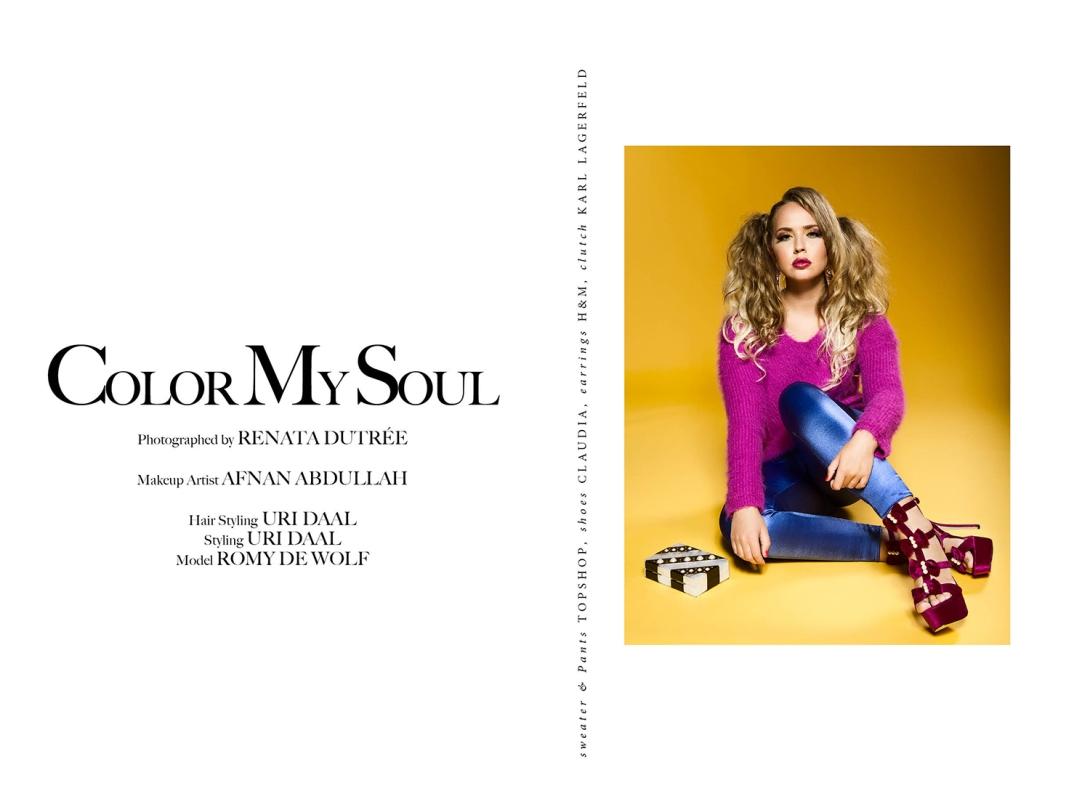 Color My Soul