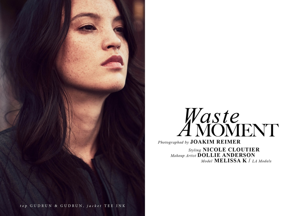 Waste A Moment