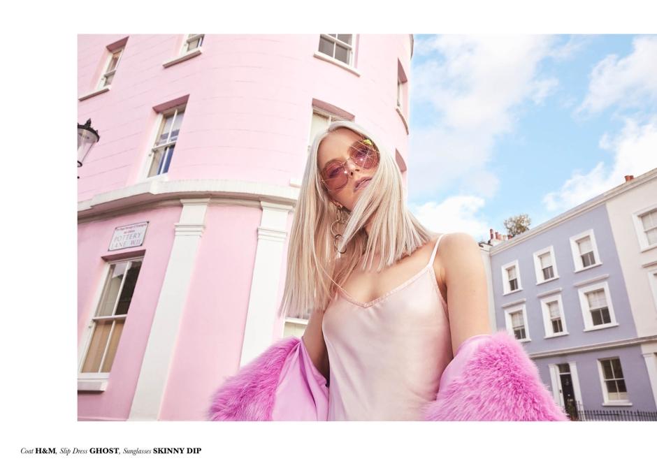 New Pink London 2
