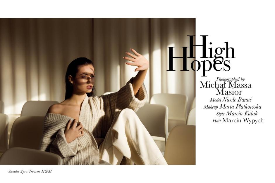 High Hopes First