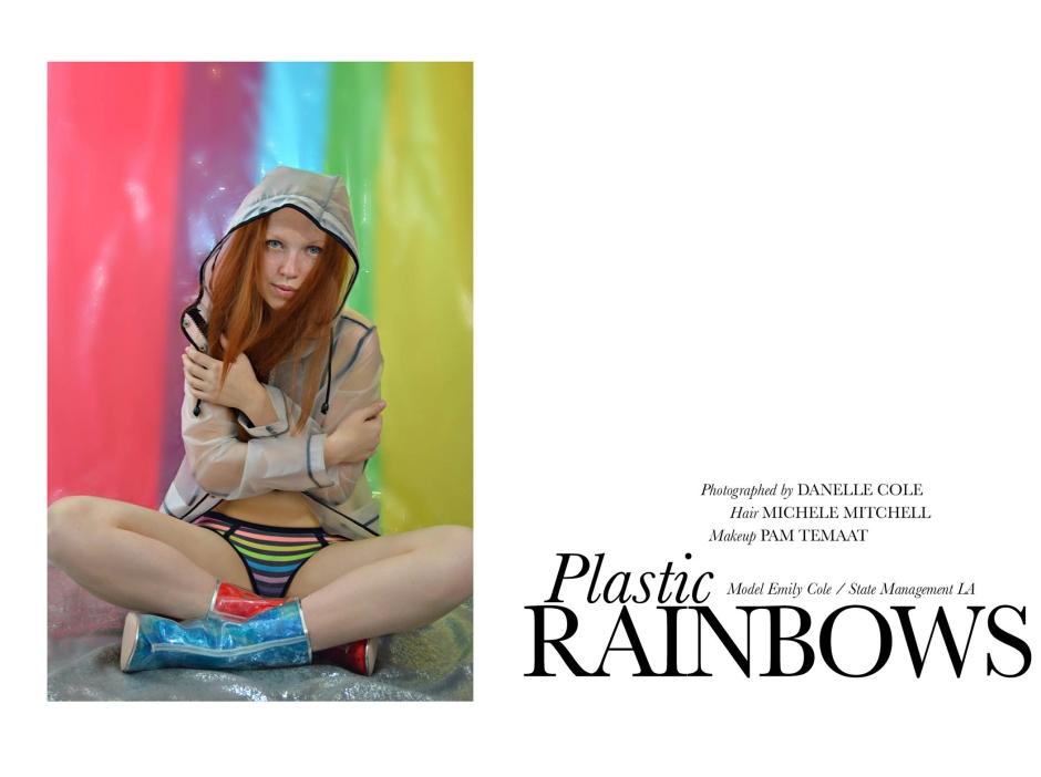 Plastic Rainbows
